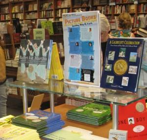 PB Panel, books